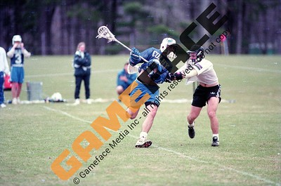 1996-1997 Men's Lacrosse