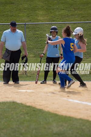 Sullivan West vs Family School Softball