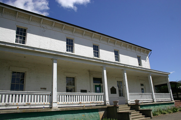 The William Hood House (Santa Rosa California)