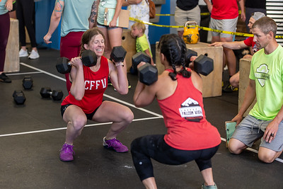 Workout 1 - Women's OPEN
