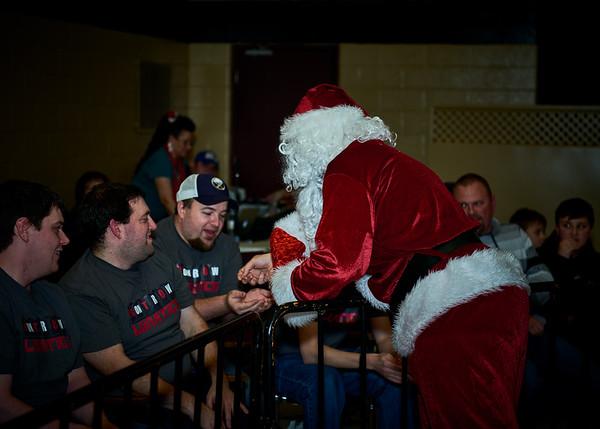 Barrie Wrestling December 2015