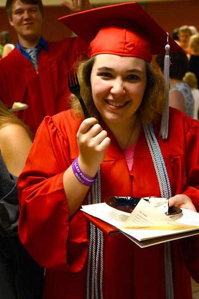 Lutheran West Graduation - Class of 2013