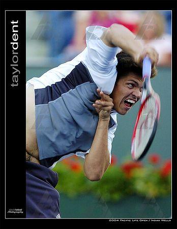 ATP R2: Taylor Dent def. Gustavo Kuerten