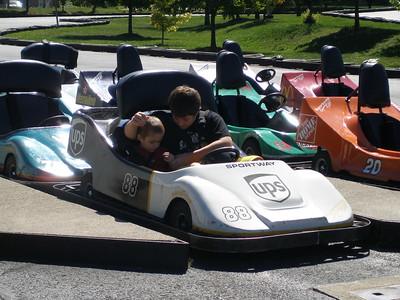 Go Karts and Putt Putt September 23, 2007