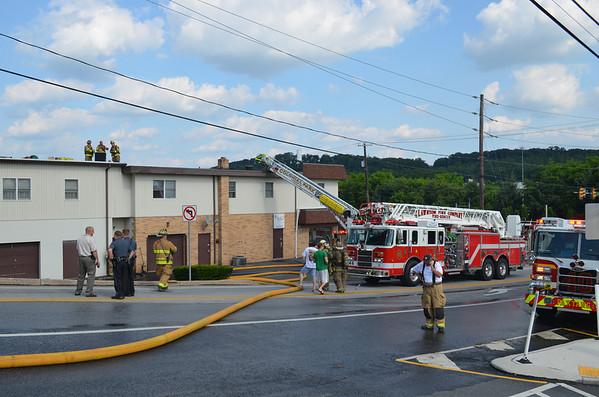 6/15/12 - Swatara Township, PA - Derry Street
