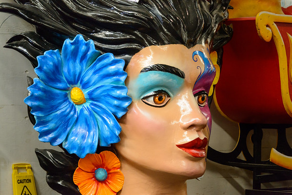 2016 12 26 New Orleans Mardi Gras Museum