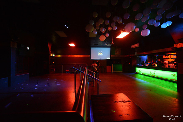 1405  Club 22 Latin Night