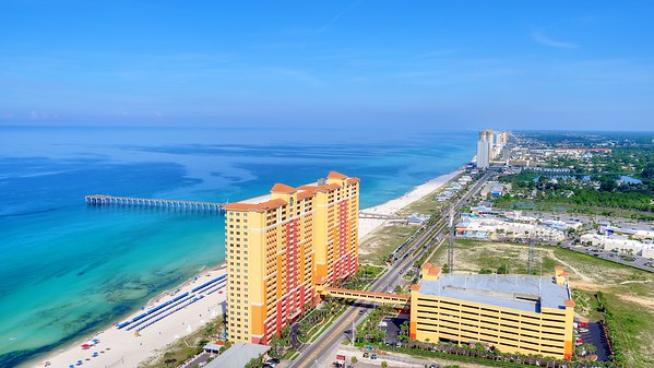 Calypso Towers & Beach Resort, Panama City Beach, Florida