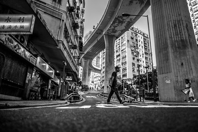 Hong Kong - Hill Road