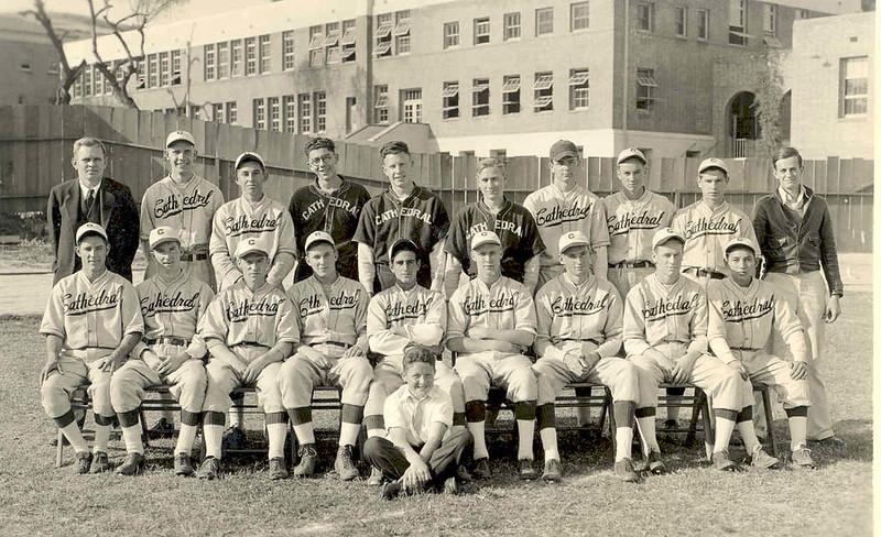 1935, Baseball Team
