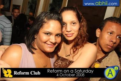 Reform - 4th October 2008