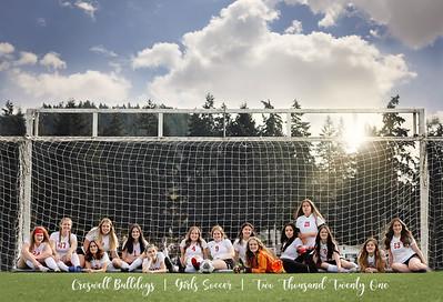 Creswell Varsity Soccer