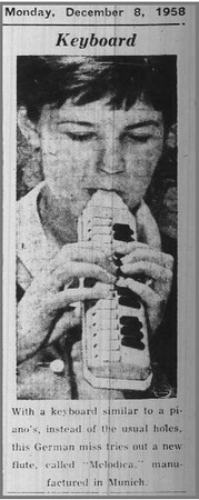 Hohner Advertisements