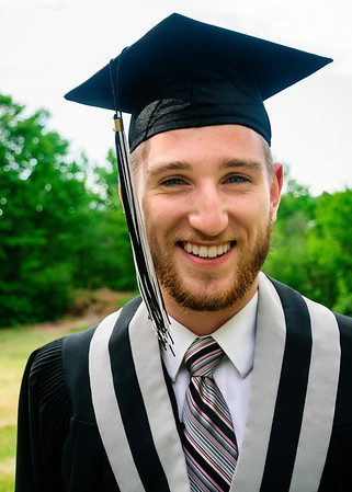 Patrick's Graduation Year