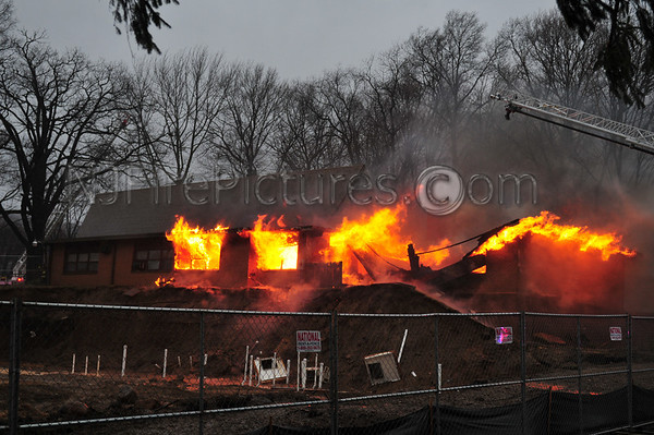 Rockaway Boro, NJ Church Fire 27 Douglas Rd 3/13/10