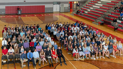 High School - 5/8/2019 Honors Assembly