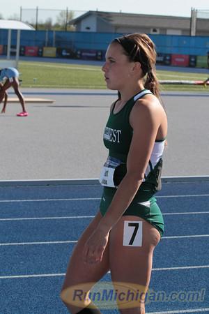 400M Prelims, Women - 2014 NCAA II Outdoor T&F Championships