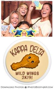 Kappa Delta Wingo Night