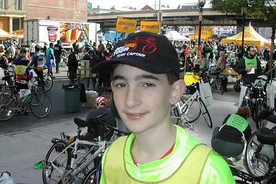 2002 NYC MS Bike Ride
