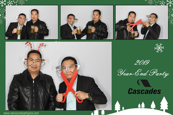 Cascades Holiday Party '19