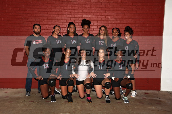 JV Volleyball 10.4.18
