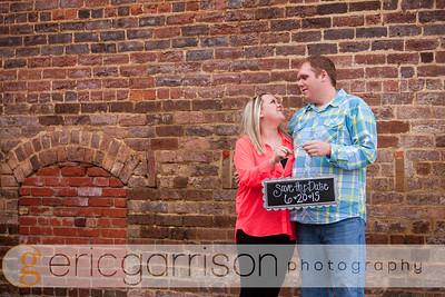 Aaron + Katie Engagement