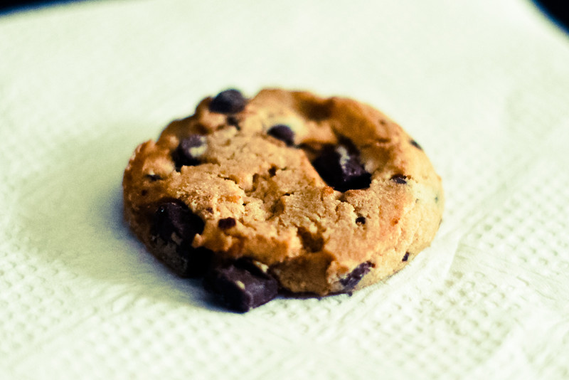 07/07/2012 - Chocolate Chip Cookie