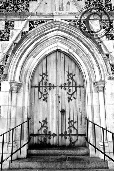 Kastellet Door