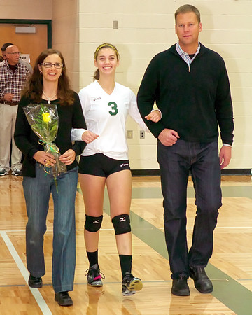2013 Volleyball Parents Night