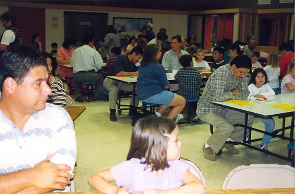 October 1999 Region I Bilingual , Memorial Math  Night