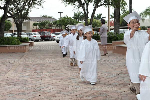 KInder Graduation 2012