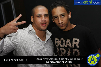 SkyyBar - 13th November 2010