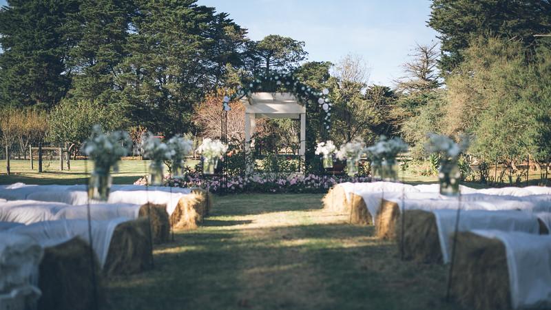 Rhys & Temika's Wedding - Ceremony