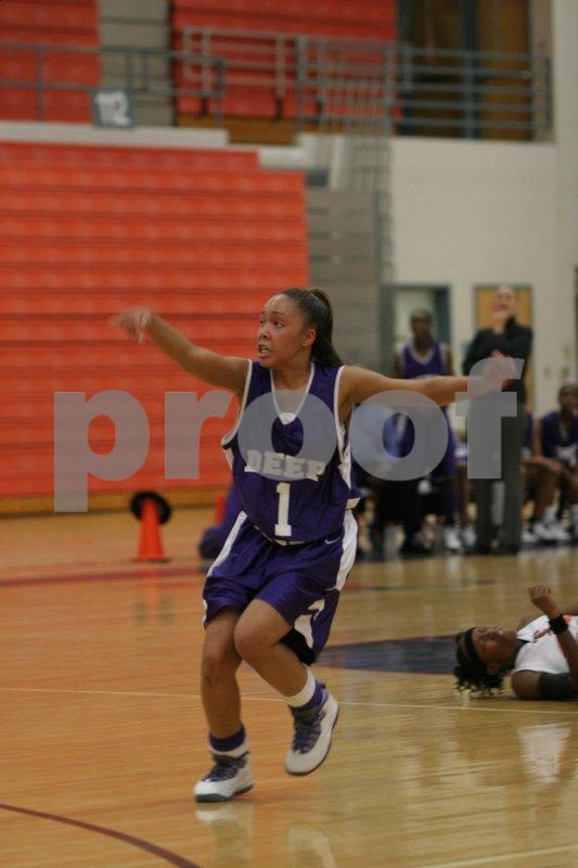 Deep Creek vs Churchland (Girls)