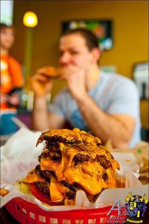 Burger Madness Meet, 4-18-09