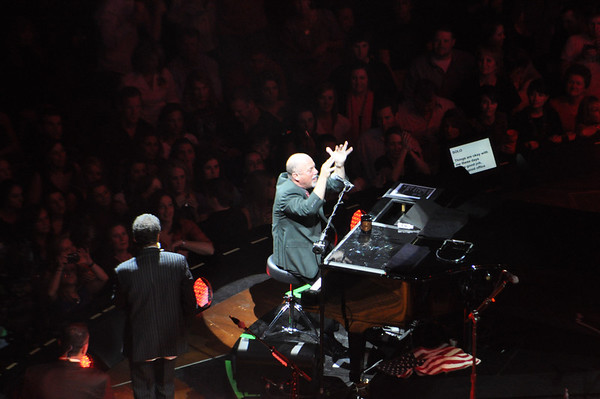 Elton John Billy Joel - 090314