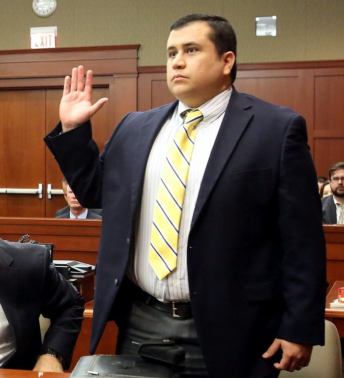 ". <p>3. (tie) GEORGE ZIMMERMAN  <p>Latest speeding incident is further proof we might be dealing with one of the world�s dimmest bulbs here. (unranked) <p><b><a href=\'http://www.twincities.com/national/ci_24015536/george-zimmerman-gets-speeding-ticket-fla\' target=""_blank\""> HUH?</a></b> <p>     (AP Photo/Orlando Sentinel, Joe Burbank, Pool)"