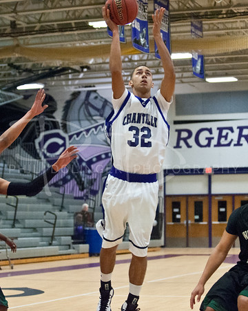 Boys Basketball - Chantilly Chargers v Woodrow Wilson, Wednesday, December 28, 2011