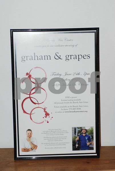 Beverly Arts Center Presents - Graham & Grapes