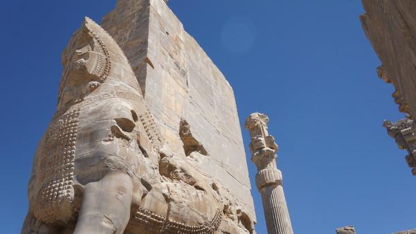 Persepolis - Naqsh-e Rostam - Pasargadae