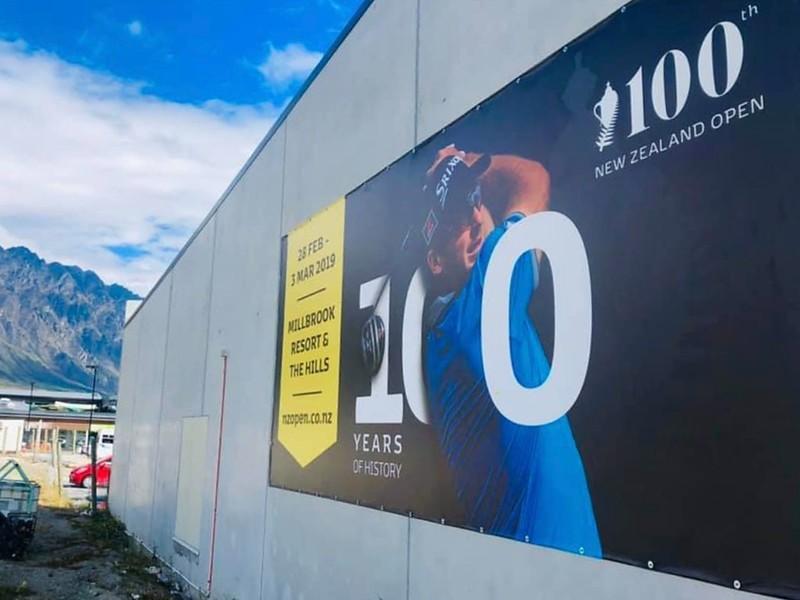 Hero Shot for NZ Golf Open 2019