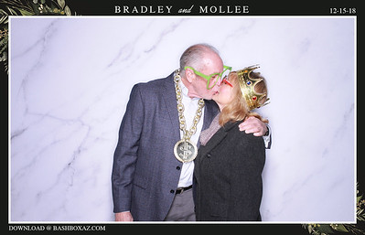 Bradley and Mollee