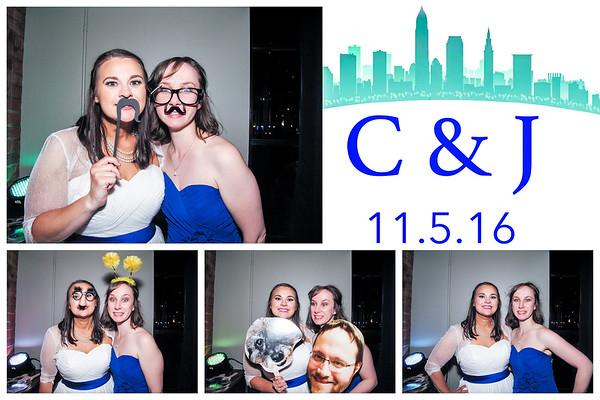 Caroline & Jack Wedding Photo Booth