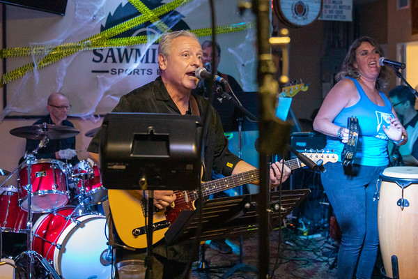The Fabulous Flashbacks at the Sawmill II