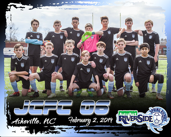 JCFC Team Shots