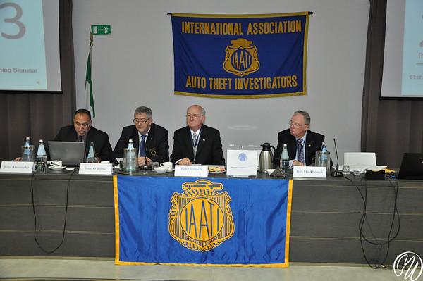 Day 5 IAATI AGM International