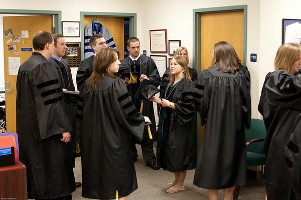 Widener IPTE Graduation 2009