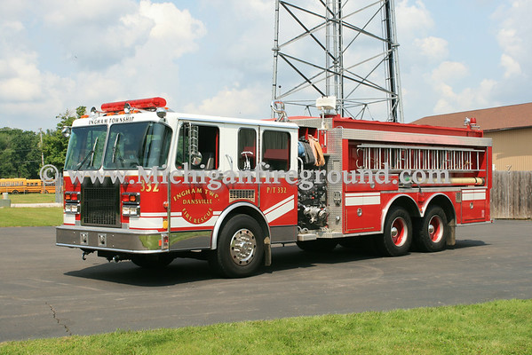 Dansville, Michigan Fire Department