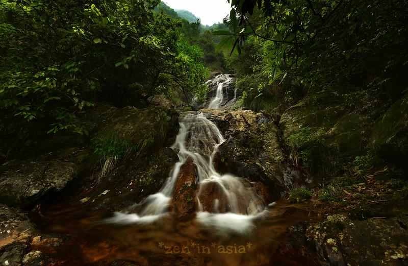 falls of Quzhou 衢州