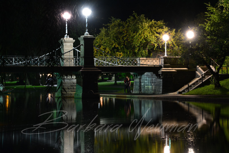 Romance Under the Bridge
